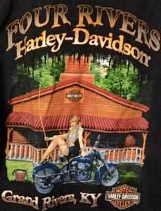 Harley Davidson Dealers, Harley Davidson T Shirts, Harley Dealer, Harley Shirts, Motorcycle Shop, Tee Shirt Designs, Bike Stuff, Bike Life, Bikers