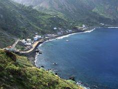 Cape Verde - This is the Brava Island.