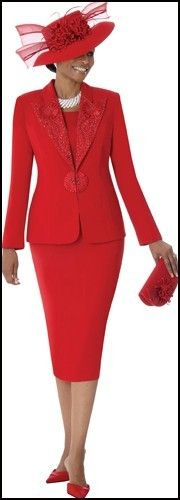 Church Suits For Women Susanna 3145 Church Attire, Church Dresses, Church Outfits, Nice Dresses, Women Church Suits, Suits For Women, Red Hat Club, Afrocentric Clothing, Red Hat Society
