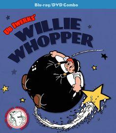 Ub Iwerks' Willie Whopper | Blu-ray/DVD combo | Thunderbean
