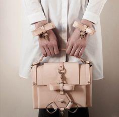 Niels Peeraer bag, сумки модные брендовые, bags lovers, http://bags-lovers.livejournal