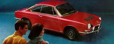 1968 Simca 1200S Coupe