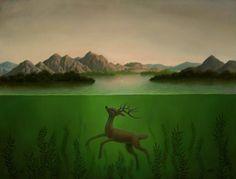 Eagle Rock, CA Artist Marion Peck #art