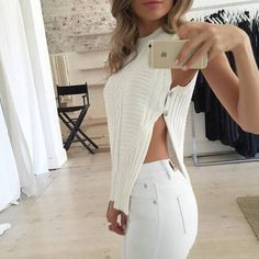 all white outfit 5