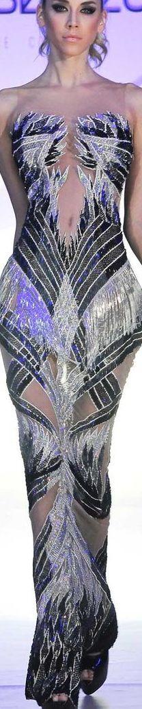 Charbel Zoe Haute Couture 2012 - 2013