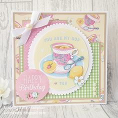 Made using Dovecraft Sweet Moments Collection. Tiddly Inks, Hobby House, Mo Manning, Craftwork Cards, Lavinia Stamps, Crafts Beautiful, Mft Stamps, Tatty Teddy, Pink Cat