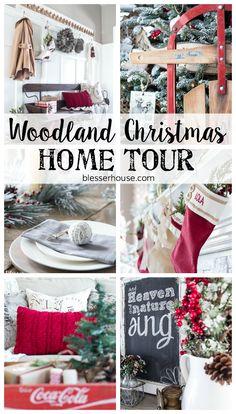 Woodland Christmas H