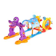 "Little Tikes Lil' Ocean Explorers 3-in-1 Ocean Adventure Course - Little Tikes - Toys ""R"" Us"