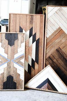 Creative Spotlight: 1767 Designs Wood Wall Art | Advice from a Twenty Something