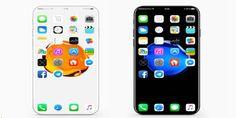 Un informe de ayer lunes el lanzamiento iPhone 8 en Septiembre y venta en Octubre. El próximo iPhone 8, saldrá a la venta en Octubre de este año