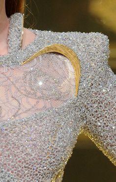 Versace Haute Couture S/S 2012, details
