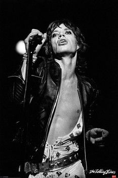 ROLLING STONES - jagger posters | art prints