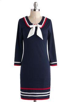 Brighton My Day Dress (Laurel + Jasmine collar)