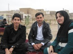 Project Manager, Azada Parsa and HealthProm Afghanistan team