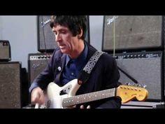 Johnny Marr talks about his signature Fender Jaguar