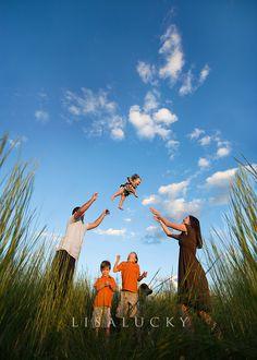 amazing family shot.