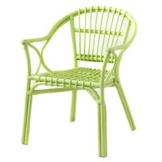 Melon Green Cohiba Chair