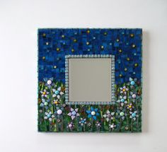 Mosaic Mirror - Delphi Artist Gallery