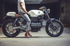 RocketGarage Cafe Racer: BMW Kappa by Soiatti Moto Classiche