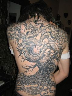 50 Awesome Tree Tattoo Designs   Cuded