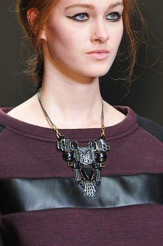 Jean Pierre Braganza Fall 2014, London - Details