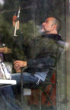 George Michael - George Michael Gets Ready For His Comeback Video