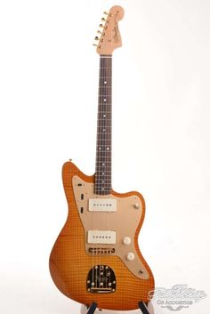 The fender cyclone hh guitar wall pinterest guitars unique fender limited custom deluxe jazzmaster honey blonde freerunsca Image collections