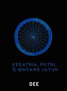 Ebook Novel Supernova Ksatria Puteri Dan Bintang Jatuh