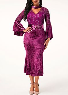 Dresses For Women Latest African Fashion Dresses, Women's Fashion Dresses, Sexy Dresses, Party Dress Sale, Club Party Dresses, Jumpsuit With Sleeves, Dresses With Sleeves, Patchwork Dress, Necklines For Dresses