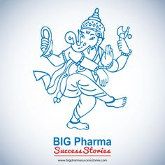 Think BIG, Dream BIG, learn more and be profitable, the lessons taught by the BIG head of Lord Ganesha.  BIG Pharma Success Stories wishes you,  Happy Ganesha Chaturthi!