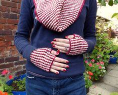 Linen Stitch Gloves