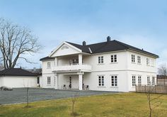 Eidsvoll - enebolig fra Block Watne Home Fashion, Mansions, House Styles, Home Decor, House, Decoration Home, Manor Houses, Room Decor, Villas
