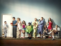 Modern Family is one of the best shows recently! It brings me happiness and joy!