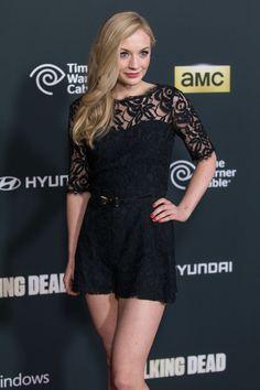 Emily Kinney (The Walking Dead)
