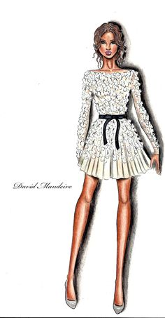 Fashion Illustration Sketches, Illustration Mode, Fashion Design Sketches, Hayden Williams, Fashion Artwork, Fashion Drawings, Covet Fashion, Fashion Beauty, Mode Collage
