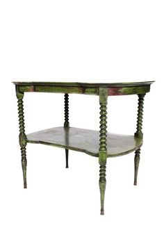 spindle table; HauteLook