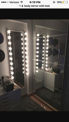 i want mirrors like these!!