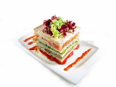 Receta de pastel vegetal con pan de molde   EROSKI CONSUMER