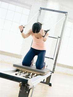 stott pilates exercises knees - Google Search