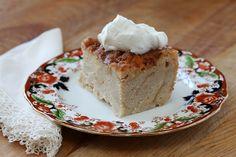 bread pudding!  :)