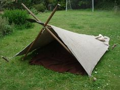 Billedresultat for viking tent Survival Shelter, Camping Survival, Camping Hacks, Camping Gear, Outdoor Camping, Backpacking, Viking Tent, Viking Camp, Viking Life