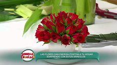 Las flores y plantas son el mejor recurso para poner un toque de frescura y naturalidad en el hogar. En el siguiente informe, aprende unos tips para realizar...