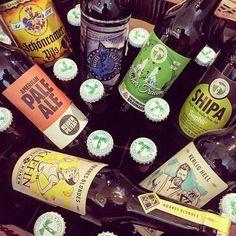 Neues und altbewährtes bei uns (wieder) eingetroffen! #deliciousberlin #beer #craftbeer #kehrwiederkreativbrauerei #kehrwieder #schönramer #schönramerpils #kuehnkunzrosen #schoppe #schoppebräu #berlin #shipa #frischertraum #heidenpeters #ipa #paleale #pils