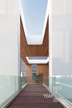 Timber Cube, Times Clubhouse & Commercial Complex by CL3 Architects Limited