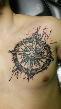 Compass Rose by Wolf