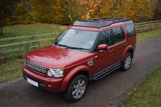 Land Rover Discovery Prospeed