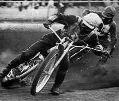 Igor Plechanov - CCCP/USSR 1966 - who finished second in the Speedway World Championship in 1964 and 1965. He was the first Soviet rider to appear in a World Final.