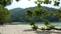 Surin    Surinove ostrovy sa nachádzajú v blízkosti Thajska. Je to nádherné miesto a keď je voda pokojná, niektorí turisti tu chodia potápať sa do hlbokej vody a objavovať morský svet. Obyvatelia tohto ostrova sú v podstate ostrovní cigáni, ktorí žijú v malých člnoch v blízkosti ostrovov.