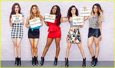 Fifth Harmony Launches #ImABoss Campaign with DoSomething.Org!