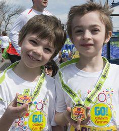 2013 GO! St. Louis Children's Fun Runs